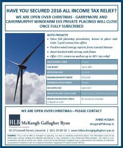 Cahermurphy & Garrymore EIIS Private Placings 16