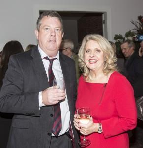 Seamus Mann and Mary McKeogh