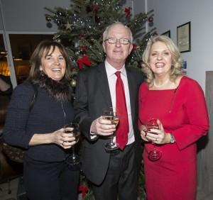 Mairead O'Dwyer, Mary McKeogh, David Sweeney