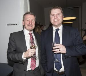 Karl Daly and Eoin Ryan